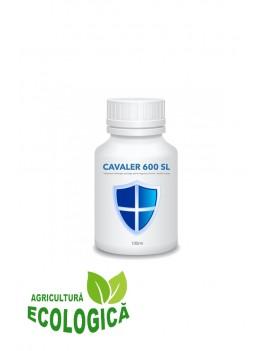 Fungicid legume / fructe / plantate in solarii si in camp, Cavaler 600 SL 100ml