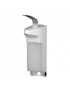 Dispenser perete 1000 ml,manual,plastic, levier din inox