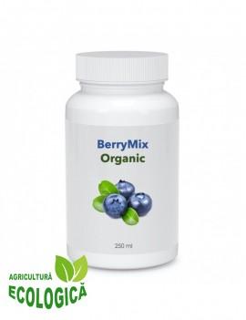 Fertilizant organic pentru arbustii fructiferi, BerryMix Organic