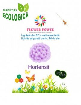 Ingrasamant Flower Power, cu eliberare lenta, efect 90 zile, 5 grame