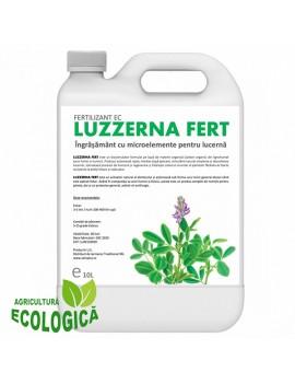 Ingrasamant, Luzzerna Fert, cu microelemente pentru lucerna, 10 litri